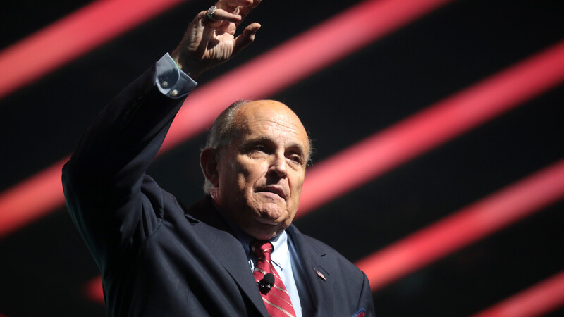 Feds Execute Search Warrant at Rudy Giuliani's Manhattan Apartment