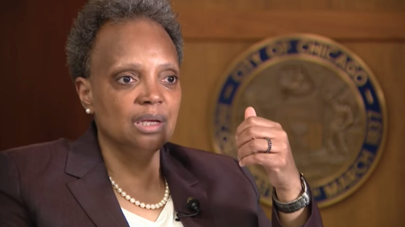 Chicago Mayor Lightfoot to Hold Interviews With 'Black or Brown' Journalists Only
