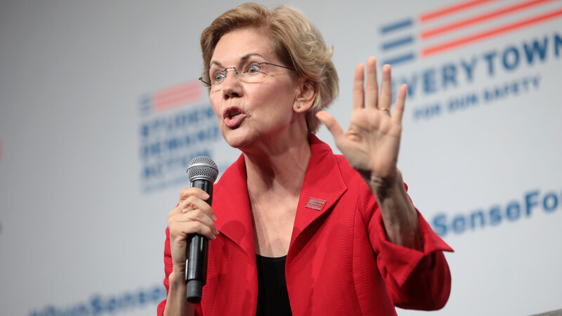Elizabeth Warren proposes bill that would triple the IRS budget in order to 'crack down' on 'wealthy tax cheats'