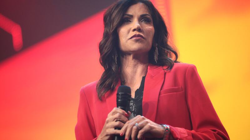 Gov. Noem Signs Executive Order Blocking Federal Critical Race Theory Grants