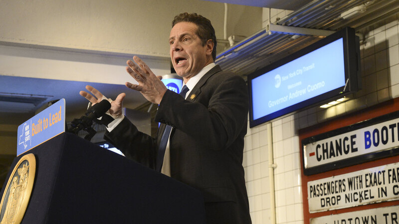 Cuomo Issues Sweeping Denial in Response to NY AG's Sexual Harassment Report