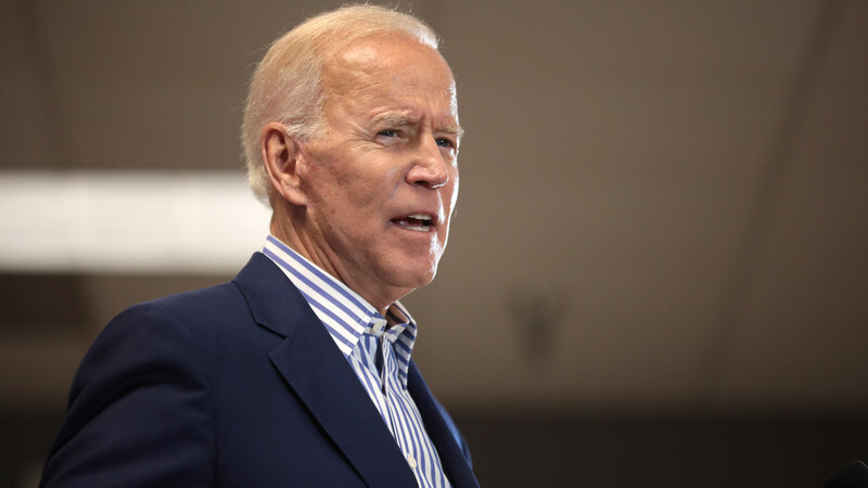 Oh, So This Is What Biden Came Back to the White House to Talk About