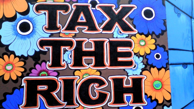 'Pay Your Fair Share' Taxation Isn't About Actual Fairness