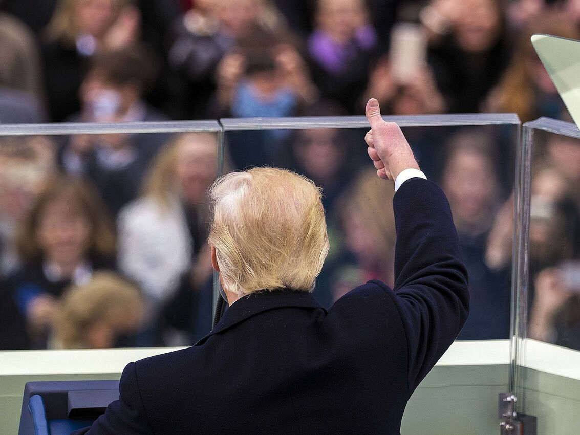 Trump's High Approval Numbers Have the Left Enraged