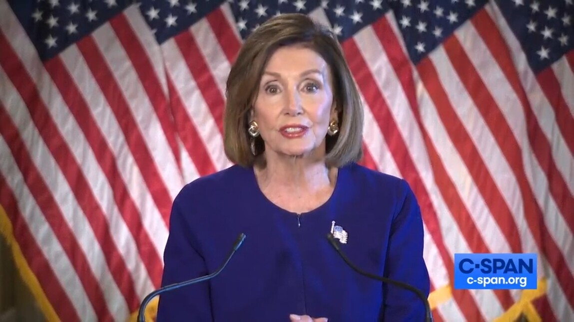 Pelosi's Bill Gives Massive Tax Break To The Rich In Mostly Blue States, Taxpayer Money To Illegal Aliens