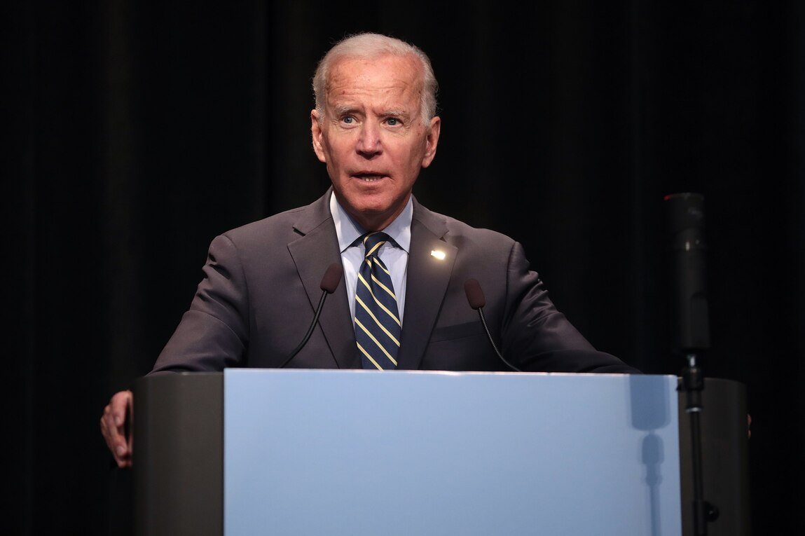 An Inebriated Looking Joe Biden Proclaims Trump Wants to 'Defund the Police'