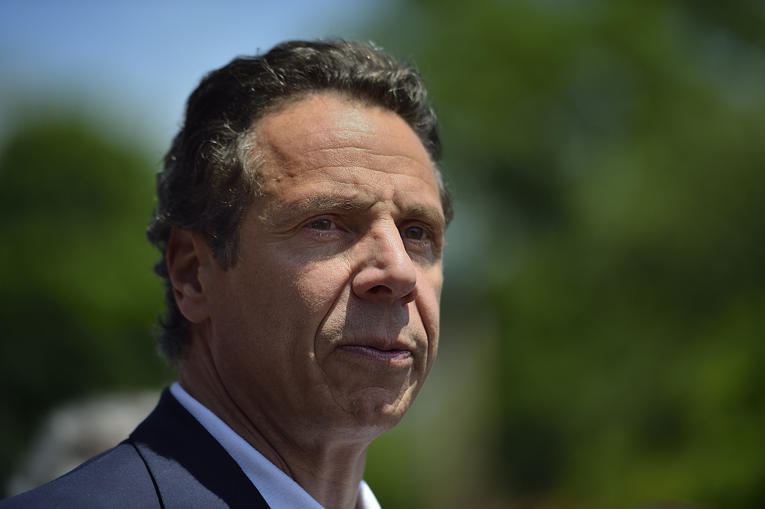 Could Andrew Cuomo Walk Away From A Brokered Convention With The Democratic Nomination?