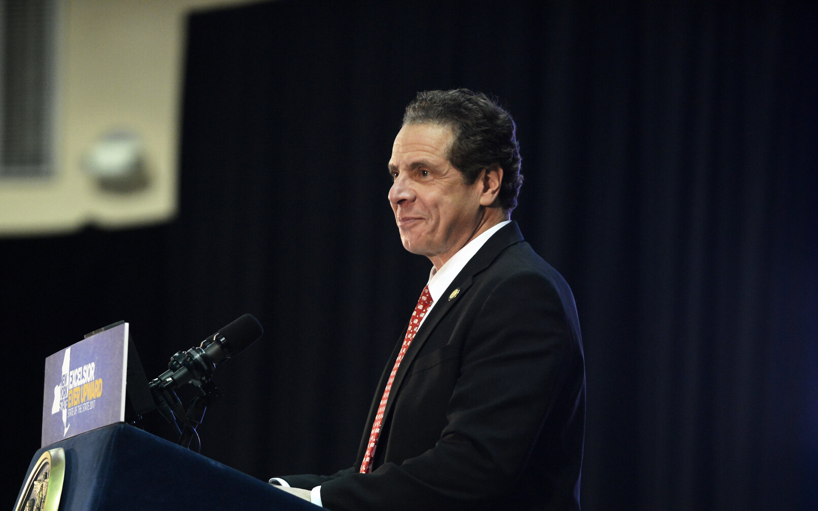 WATCH: New York Democratic Governor Andrew Cuomo Discusses Presidential Run