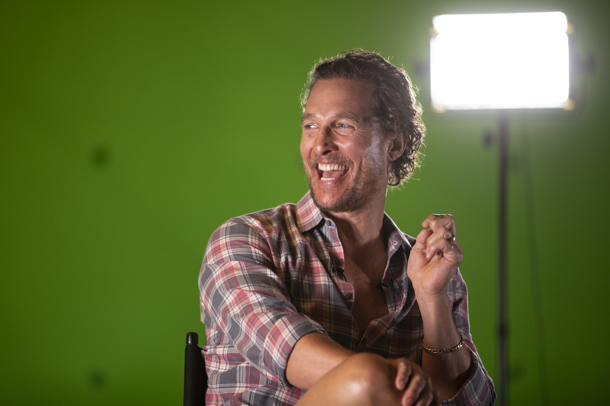 'Our Purpose Got Hijacked': Matthew McConaughey Urges Americans to Find Unity Amid Pandemic