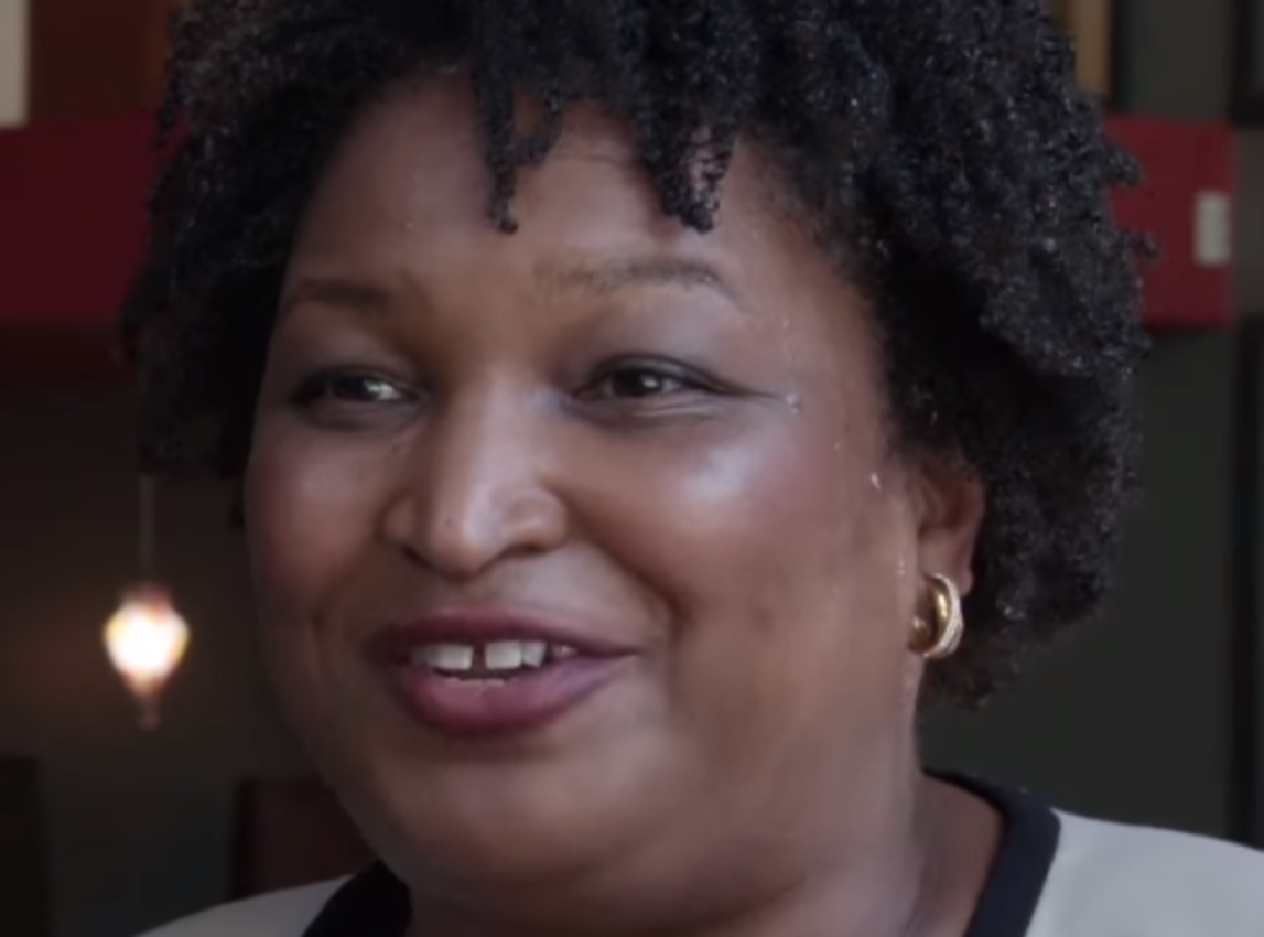 Washington Post Roundly Mocked For 'Bizarre' Stacey Abrams Profile Comparing Her To 'A Runway Supermodel'