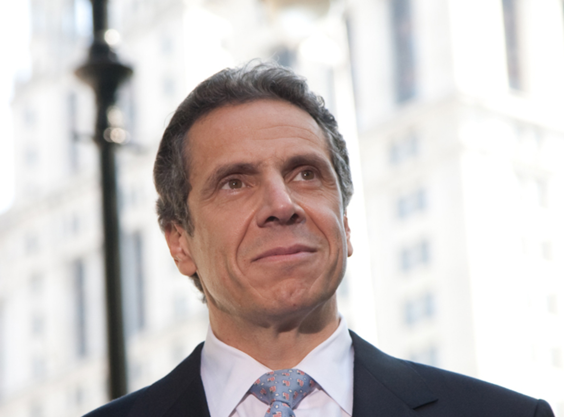 Cuomo to private businesses: Maybe start imposing a