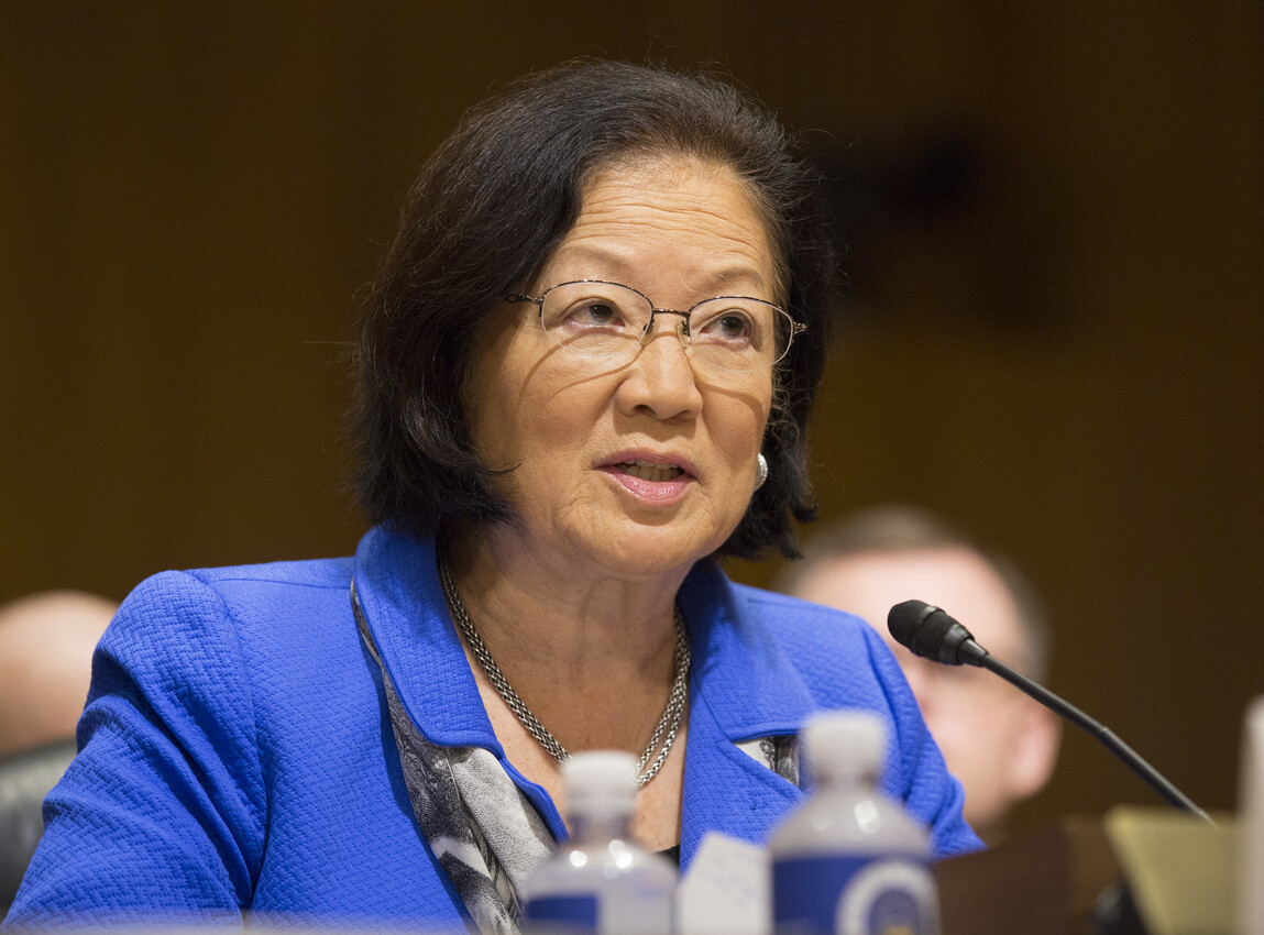 Thanks a Lot: Mazie Hirono Accidentally Makes Trump's Case During Rosenstein Hearing