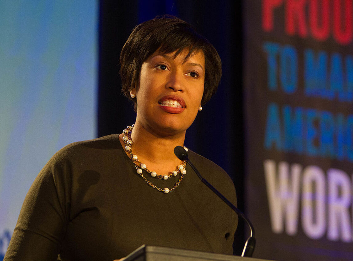 The D.C. Mayor Just Kicked National Guard Troops Out of Local Hotels
