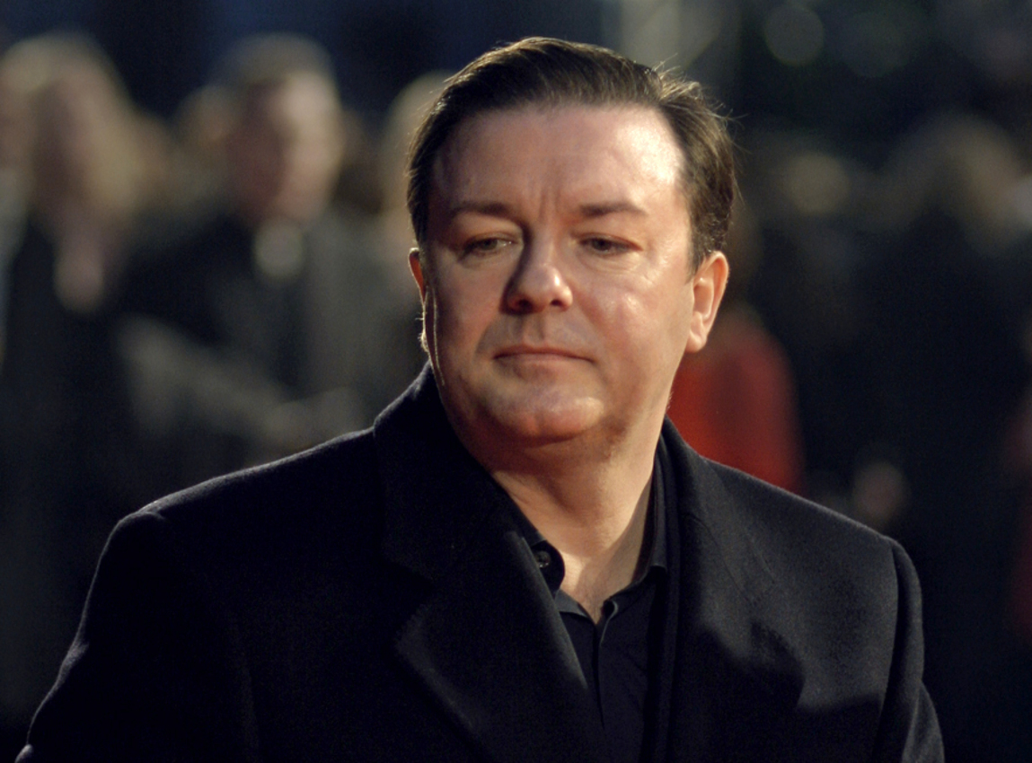 Ricky Gervais Says The Woke Mob