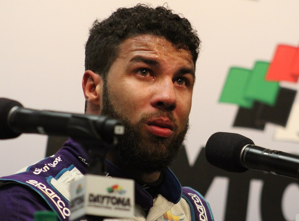 Bubba Wallace says NASCAR Confederate flag ban is about inclusion at races, not getting rid of it everywhere