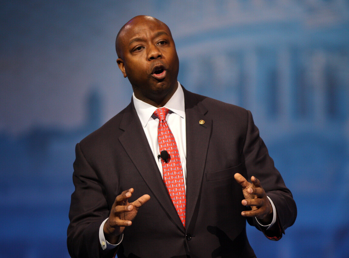 Tim Scott Unleashes Hell in Speech Laying Out Real Reasons Why Senate Dems Blocked Police Reform Debate