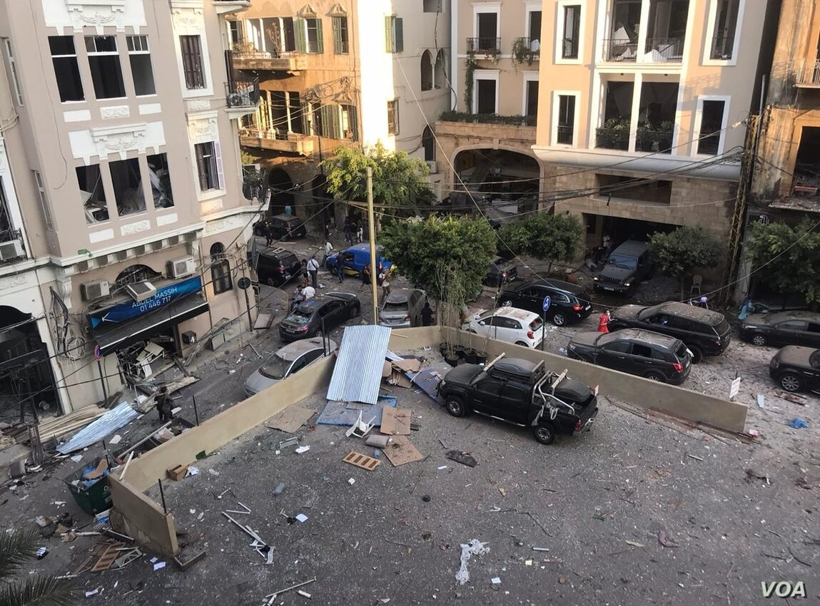 Beirut Explosion Death Toll Skyrockets As Thousands Injured, 300,000+ Left Homeless