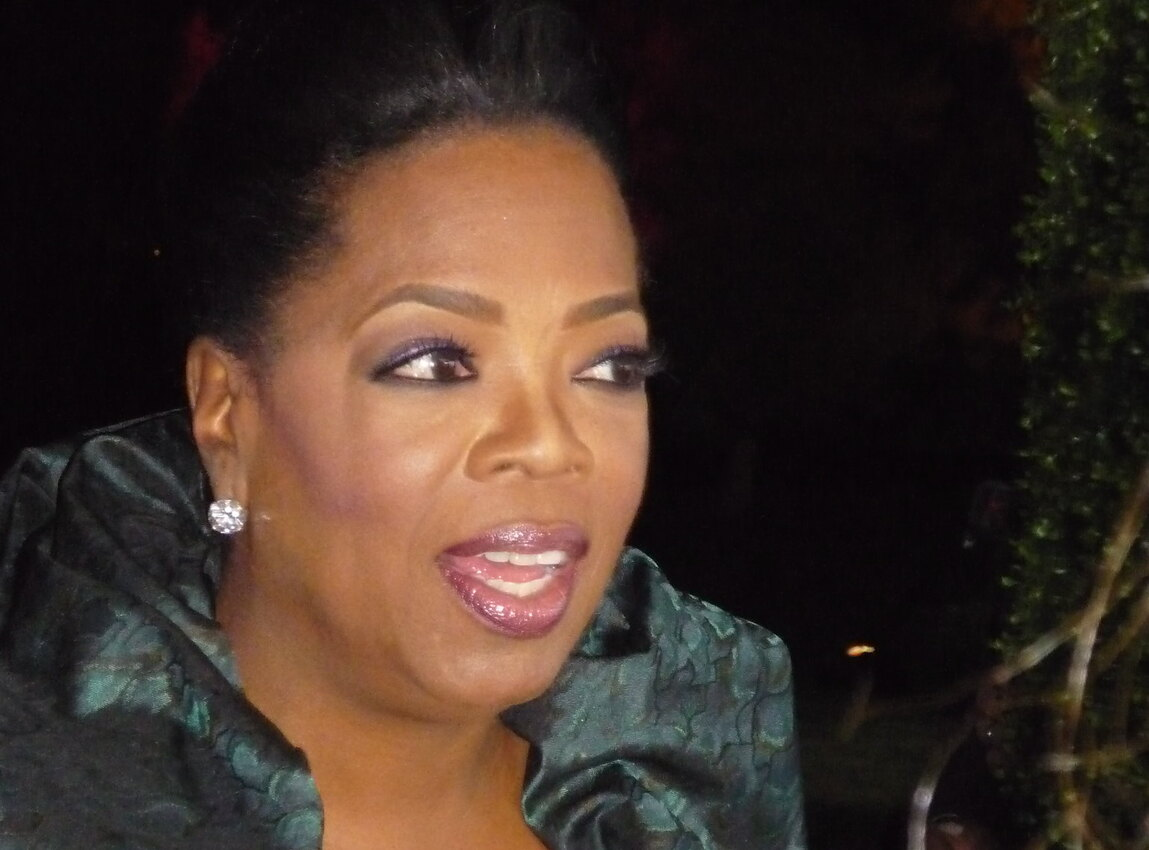Billionaire media maven Oprah encourages white people to admit that they are racist in bizarre video