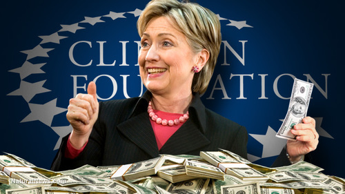 Lawsuit: Hillary Pals Laundered Her Money