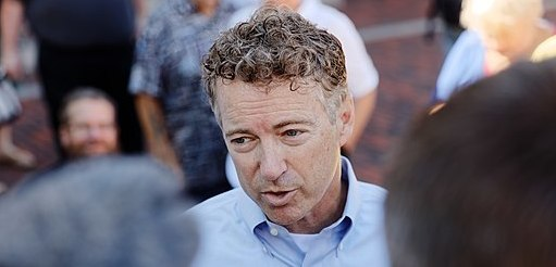Actress Calls for Repeat Assault on Rand Paul