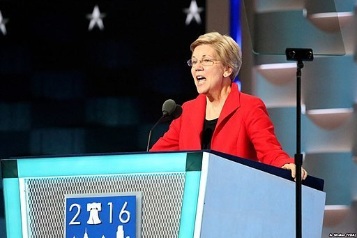 Shock Report: Warren 'Probably' 1/1024 Native American