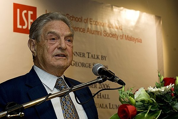 Soros is Pouring Millions into Secret Anti-Trump Plot