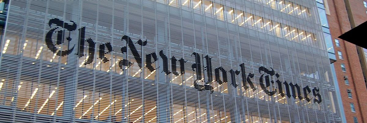 The New York Times Corrects Article That Refused To Blame Terrorism For 9/11