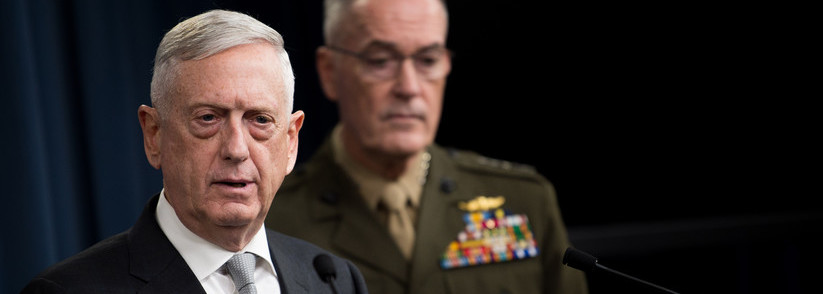 Is General Mattis About to be Replaced by a Democrat?