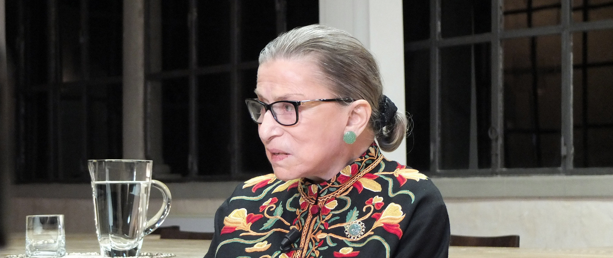 BREAKING: Ruth Bader Ginsburg Hospitalized