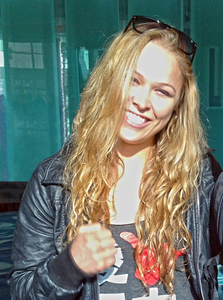 MMA Superstar Ronda Rousey Puts US Women's Soccer Team To Shame On Equal Pay