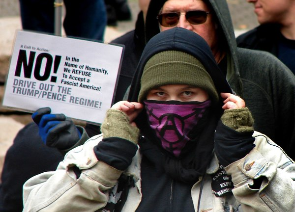 Radical Antifa Member Shot Dead After Attacking ICE Facility