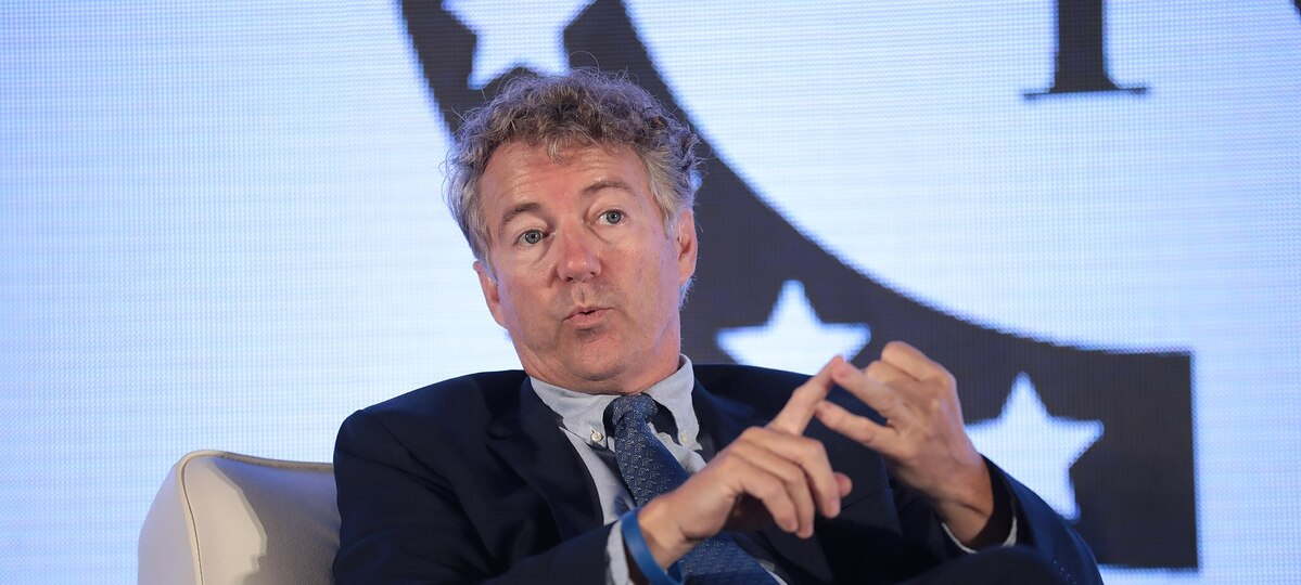 Rand Paul Slams Fauci, Accuses Him of Ruining Economy