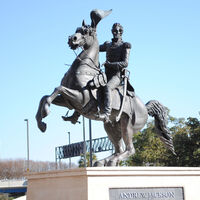 Feds Arrest Ringleader Of Attack On Andrew Jackson Statue In DC