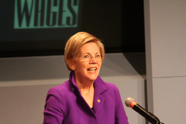 Elizabeth Warren's 'New Deal' Is Closer to National Socialism than Democratic Socialism