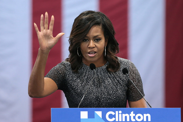 Why Does Michelle Obama Think Ignorant Voters Are Just Fine?