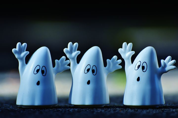 Why believing in ghosts can make you a better person