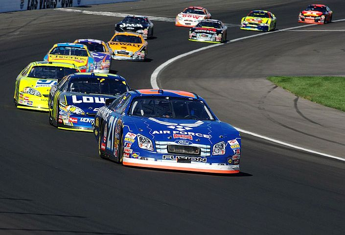 NASCAR Lays Off At Least 50 Employees