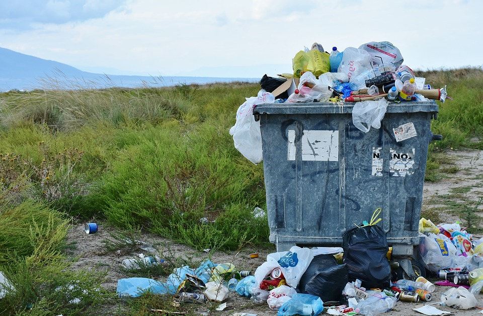 America Finally Admits Recycling Doesn't Work