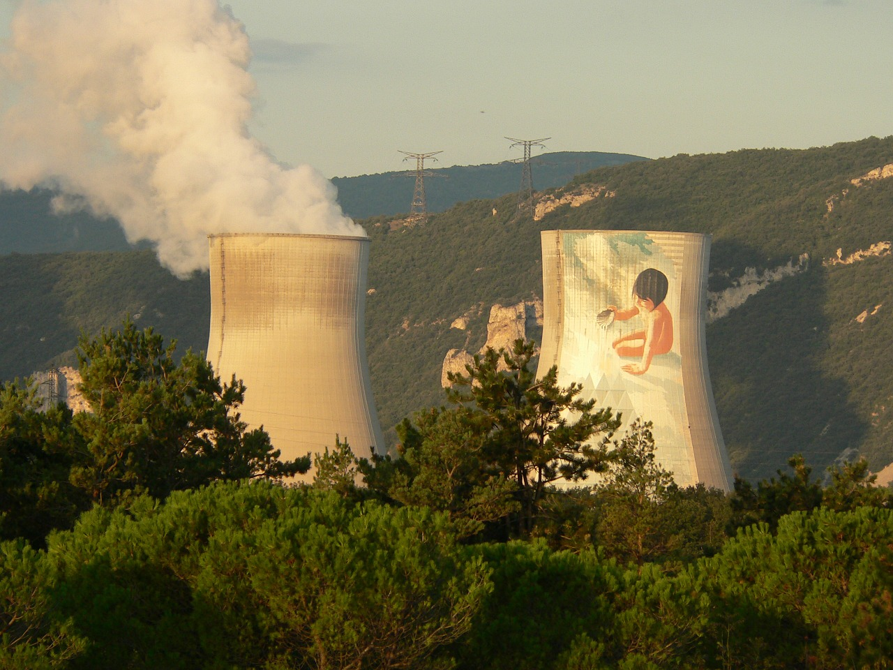 If Climate Change Is a Dire Threat, Why Is No One Talking about Nuclear Power?
