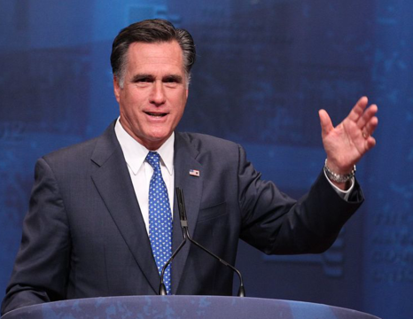 GOP mega-donors backing Mitt Romney for Senate amid possible move up the leadership ranks