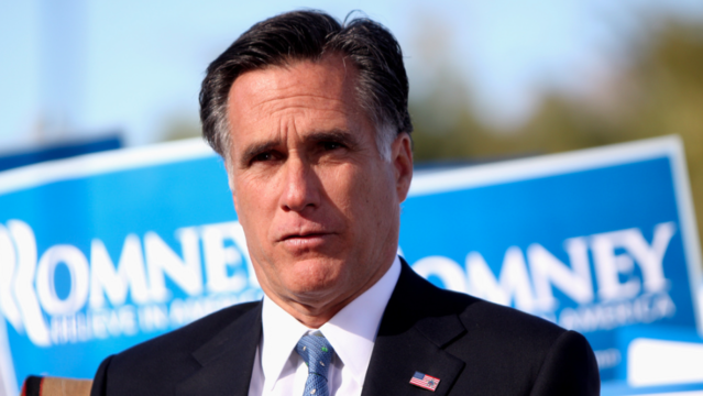 Pro-Romney Firm's Purchase Of Voting Machine Company Raises Alarms