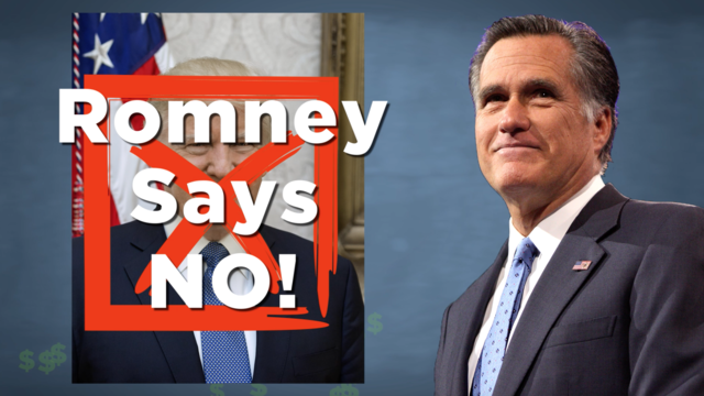 Ad: Conservatives Don't have to settle for Mitt Romney
