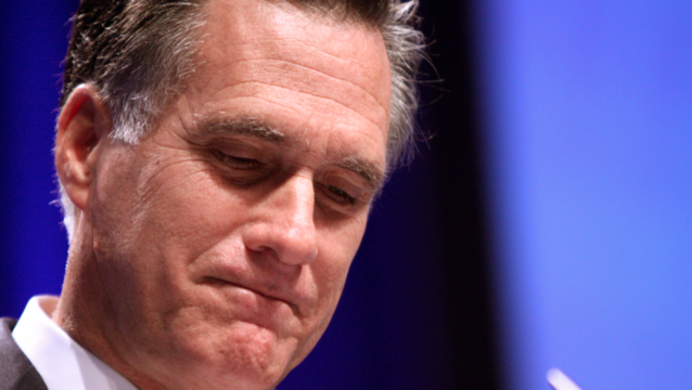 Constitution Party candidate attacks Mitt Romney in television ad, calls him a 'fraud'