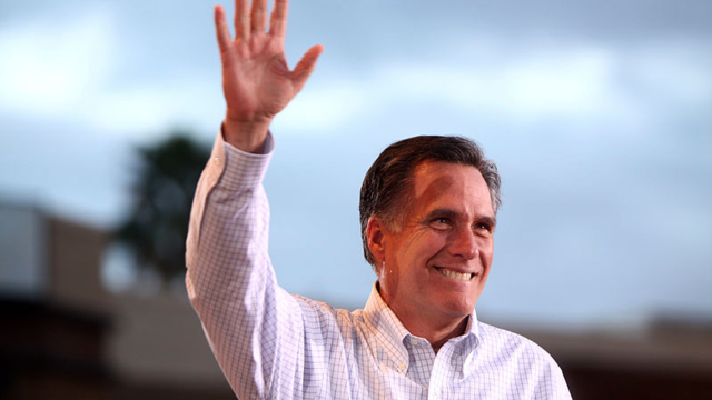 Mitt Romney: I Never Led The Never Trump Movement