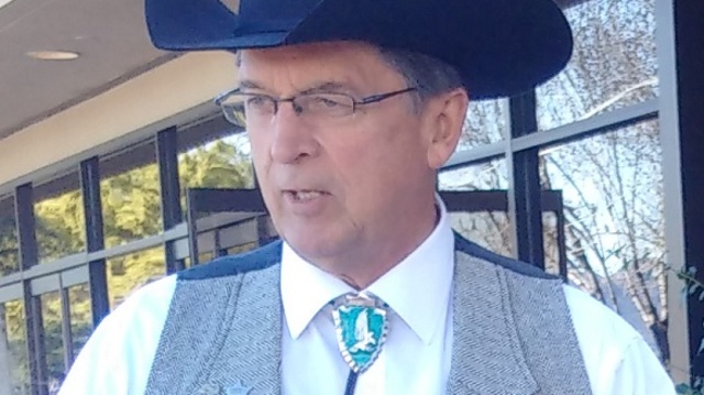 Sheriff Richard Mack Endorses Tim Aalders for Congress
