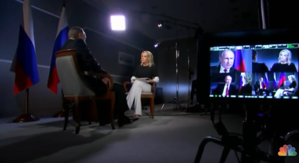 Megyn Kelly Pushes Trump Conspiracy Theories During Putin Interview