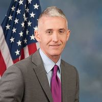 Gowdy Officially Takes New Job