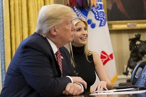 Ivanka Is Championing Tax Reform