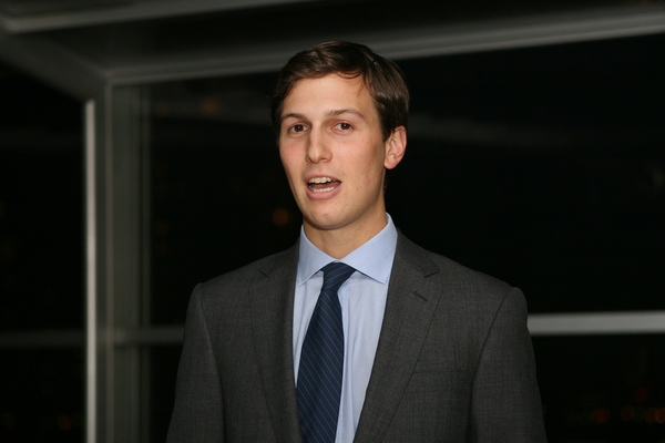 Jared Kushner Receives Top Mexican Honor