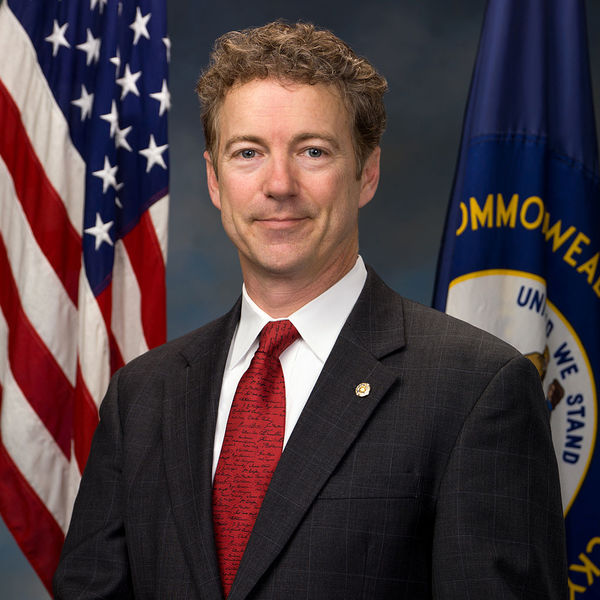 Pro-Trump Senator, Rand Paul, Returns To The Senate
